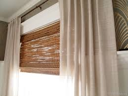 bamboo window blind salluma