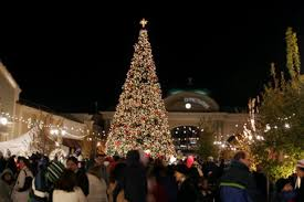 christmas tree lighting bridge street huntsville al bridge street holding annual christmas tree lighting festivities