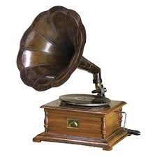 Vintage Antique Home Decor Antique Rca Victor Phonograph Gramophone Replica 500 Ebay Item