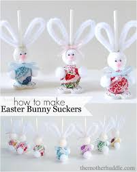 Easter Bunny Hat Decorations by 20 Crafty Easter Projects Supply List Suckers And Easter Bunny