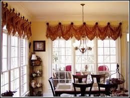 Large Kitchen Window Treatment Ideas Large Kitchen Window Curtain Ideas Curtains Home Design Ideas