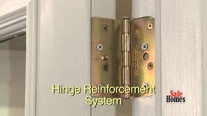 Extra Security Locks For French Doors - french double door reinforcement kit how it works to secure your