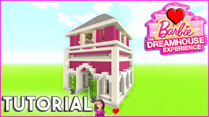 build a dream house minecraft tutorial how to build barbie dream house survival house
