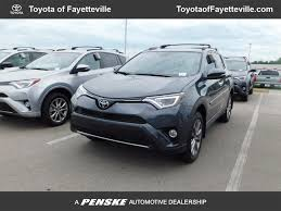 limited toyota 2017 new toyota rav4 limited awd at toyota of fayetteville serving