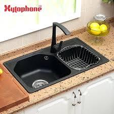 quartz kitchen sinks pros and cons stone sink kitchen breathtaking stone kitchen sink stone sink