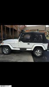1989 jeep transmission armslist for sale trade 1989 jeep wrangler laredo