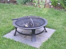 Firepit Pad Pit On Grass Pit Ideas