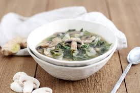 miso soup recipe with mushrooms dr axe