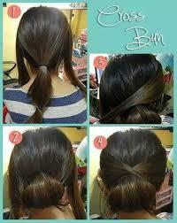 tutorial rambut 42 cara mengikat rambut panjang yang simple dan sederhana