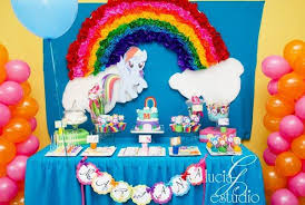 my pony party ideas birthday party ideas my pony friendship is magic birthday