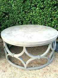 Cement Patio Table Cement Patio Table Paint Ideas Soloway Home Decorating