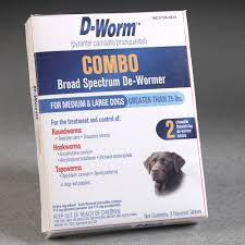 dog de wormers d worm combo tablets at drs fostersmith com