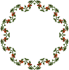 christmas leaves clipart clipartxtras