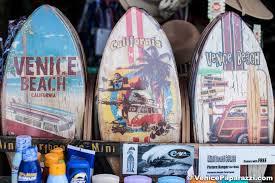 Venice Beach Map The Best Venice Souvenirs