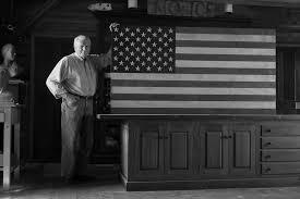 Flag Toms Handmade American Flag Thos Moser