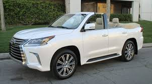 convertible for sale buying opportunity 2016 lexus lx convertible on sale in kuwait