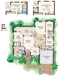 florida home floor plans the sierra by gulfstream homes naples florida