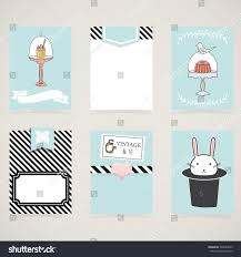 cooking cards notes stickers labels tags stock vector 305049299