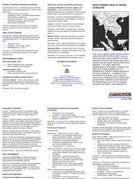 us army thailand influenza transmission medicine