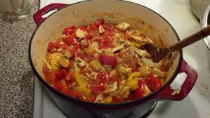 cooking with joey ina garten u0027s chicken chili