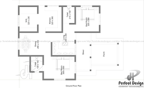 home layout design sloped roof home design u2013 kerala home design