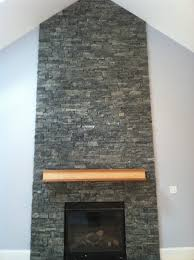 home design stacked stone fireplace ideas victorian expansive