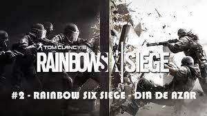 siege dia 2 rainbow six siege dia de azar