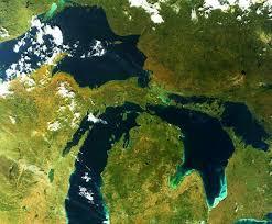 michigan u0027s fall foliage space nasa satellite shows