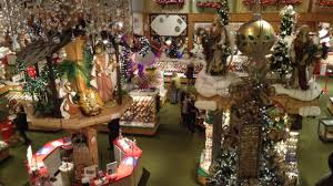 bronner u0027s christmas wonderland in frankenmuth michigan timelapse