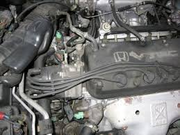 1997 honda accord engine assembly 2 7l ex fits 2 7l vin 6