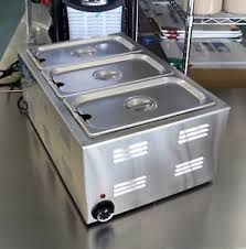 electric table top steam table countertop electric food warmer full size 12 x 20 with steam table