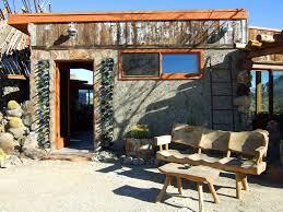 Desert Patio Premier Desert Resort Mojave Rock Ranch