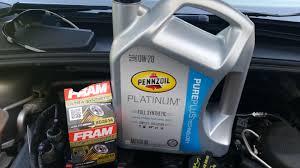 nissan rogue oil filter post your latest oil change passenger car motor oil pcmo
