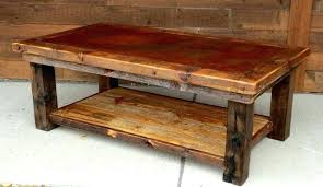 Rustic Coffee Table Legs Coffee Table Rustic Datingfriends Club