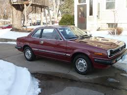 the first car of a lifetime 1982 honda civic u2013 long gone but