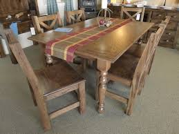 Red Dining Room Table Red Oak Dining Table Featuring Country Table Legs Osborne Wood
