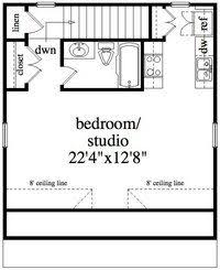 300 Sq Ft House Floor Plan Garage Apartment Plans U2013 It U0027s Only Less Than 300 Sq Ft But Without