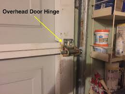Overhead Door Hinges How To Replace Hinges 1 2 3 4 Garage Door Repair