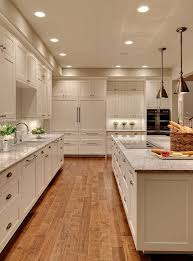 Kitchen Design With Granite Countertops by Get 20 White Shaker Kitchen Cabinets Ideas On Pinterest Without