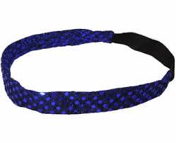 sequin headbands navy blue metallic glitter sequin headbands headbands