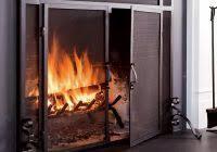 Fireplace Chain Screens - metal chain curtain lowes fireplace screen metal chain curtain