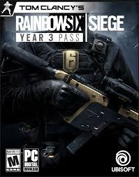 siege pc entering year three rainbow six siege is still the only true
