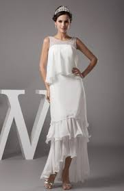 wedding dresses ankle length uwdress com