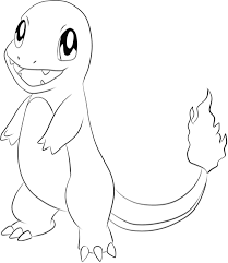togepi coloring pages charmander coloring page from generation i pokemon category