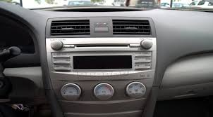 how to replace the factory radio in a toyota camry youtube