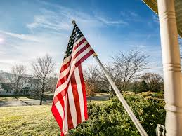 Display Of The American Flag Rules Proudly And Properly Display Your Flag Chc Blog