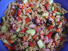 don u0027t forget to add the love cold ham pasta salad