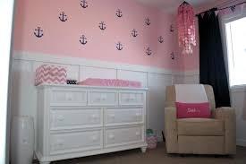 Navy Nursery Decor Pink And Navy Nursery Decor Nursery Decorating Ideas