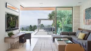 mid century modern home interiors mid century modern ranch style montserrat home design new design