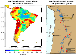 Map Of Northern South America by Airborne Afmag Em And Ground Mt Survey Comparisons Over The Pampa